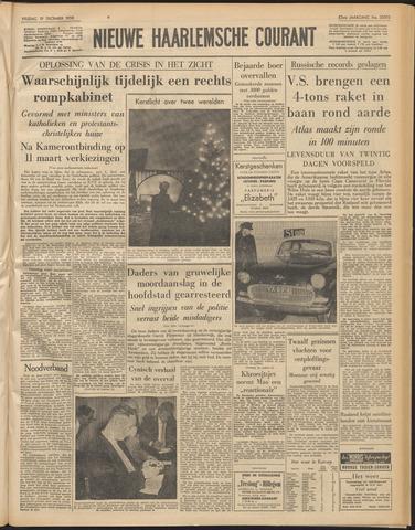 Nieuwe Haarlemsche Courant 1958-12-19