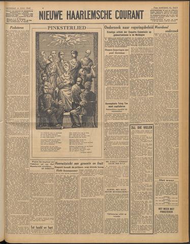 Nieuwe Haarlemsche Courant 1949-06-04