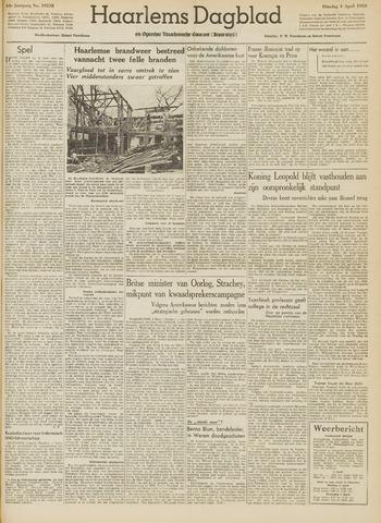 Haarlem's Dagblad 1950-04-04