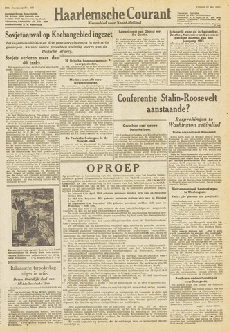 Haarlemsche Courant 1943-05-28