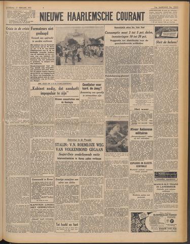 Nieuwe Haarlemsche Courant 1951-02-17