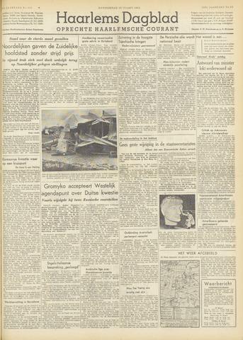 Haarlem's Dagblad 1951-03-15