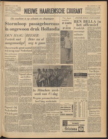 Nieuwe Haarlemsche Courant 1962-07-26