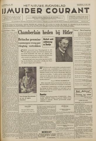 IJmuider Courant 1938-09-15