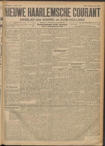 Nieuwe Haarlemsche Courant 1908-04-11