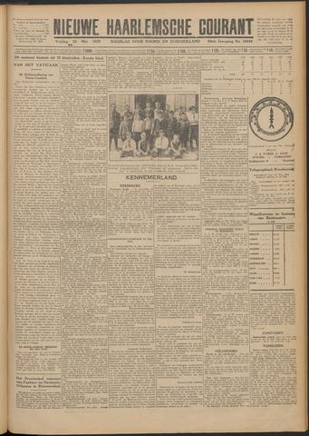 Nieuwe Haarlemsche Courant 1925-05-22