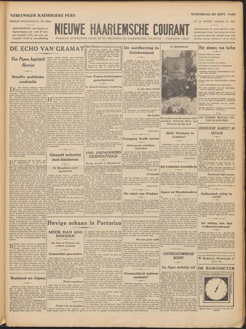 Nieuwe Haarlemsche Courant 1932-09-28