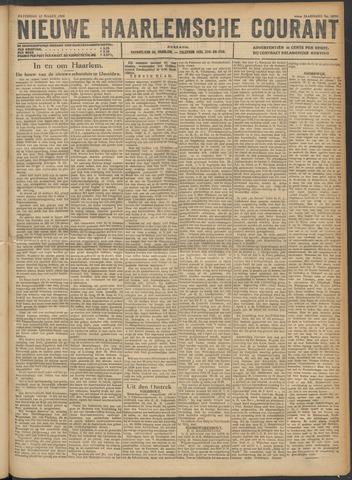 Nieuwe Haarlemsche Courant 1921-03-12