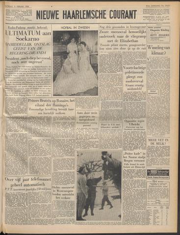Nieuwe Haarlemsche Courant 1958-02-08