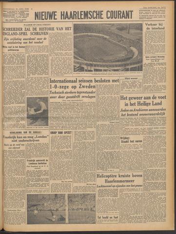 Nieuwe Haarlemsche Courant 1948-06-10
