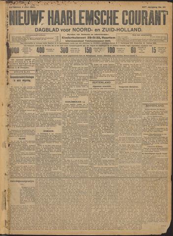 Nieuwe Haarlemsche Courant 1909-07-03