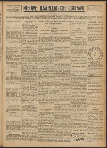 Nieuwe Haarlemsche Courant 1928-05-30