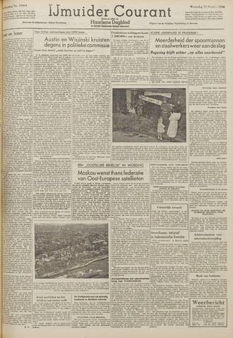 IJmuider Courant 1948-10-13
