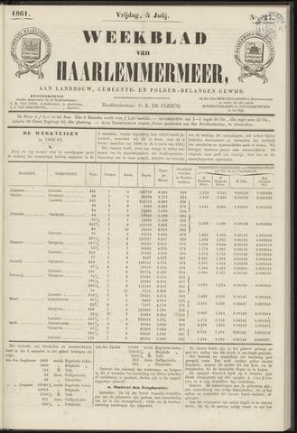 Weekblad van Haarlemmermeer 1861-07-05
