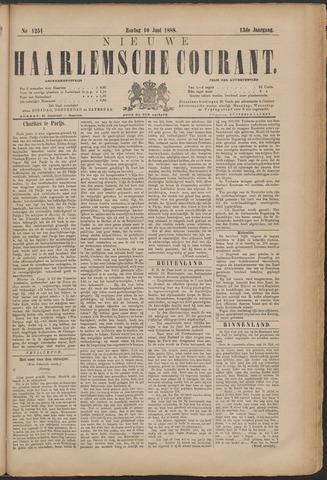 Nieuwe Haarlemsche Courant 1888-06-10