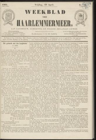 Weekblad van Haarlemmermeer 1861-04-19