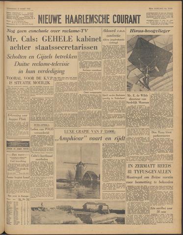 Nieuwe Haarlemsche Courant 1963-03-21