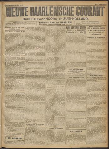 Nieuwe Haarlemsche Courant 1916-05-11