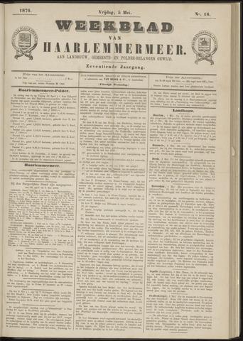 Weekblad van Haarlemmermeer 1876-05-05
