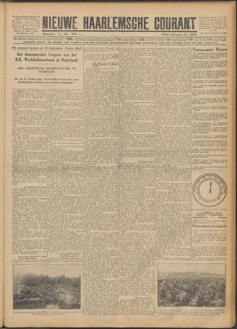 Nieuwe Haarlemsche Courant 1927-07-18