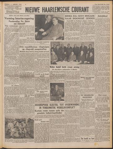 Nieuwe Haarlemsche Courant 1949-01-04