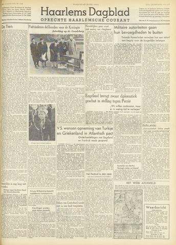 Haarlem's Dagblad 1951-05-16