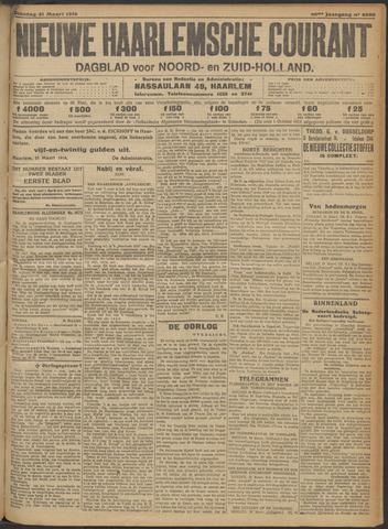 Nieuwe Haarlemsche Courant 1916-03-21