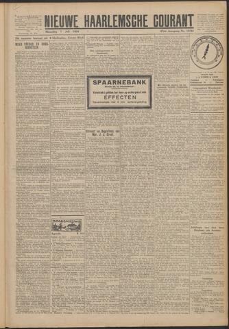 Nieuwe Haarlemsche Courant 1924-07-07
