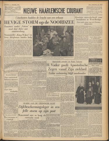 Nieuwe Haarlemsche Courant 1954-12-06