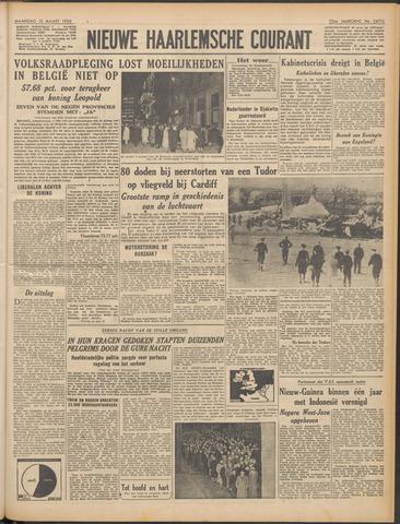 Nieuwe Haarlemsche Courant 1950-03-13