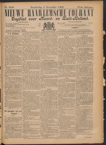 Nieuwe Haarlemsche Courant 1902-11-06