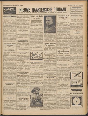 Nieuwe Haarlemsche Courant 1940-05-18