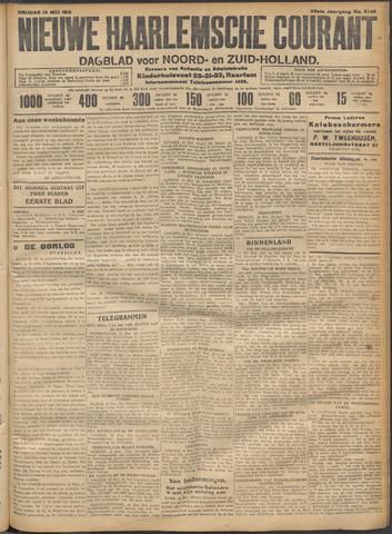 Nieuwe Haarlemsche Courant 1915-05-14