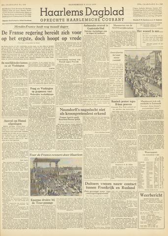 Haarlem's Dagblad 1954-07-08