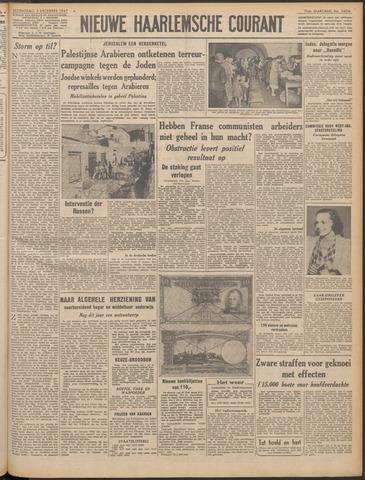 Nieuwe Haarlemsche Courant 1947-12-03