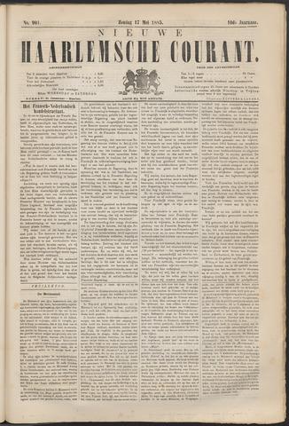 Nieuwe Haarlemsche Courant 1885-05-17