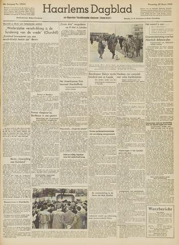 Haarlem's Dagblad 1950-03-29