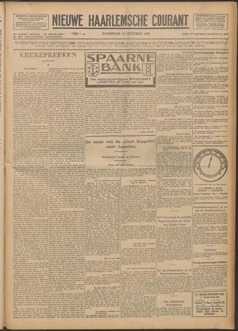 Nieuwe Haarlemsche Courant 1928-10-13