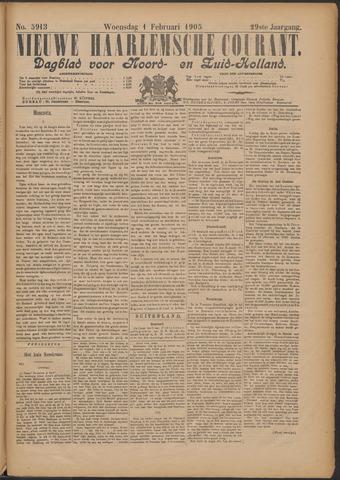 Nieuwe Haarlemsche Courant 1905-02-01