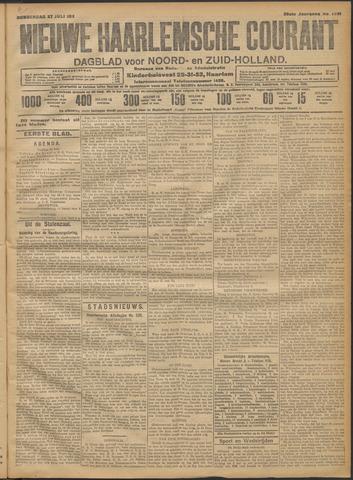 Nieuwe Haarlemsche Courant 1911-07-27