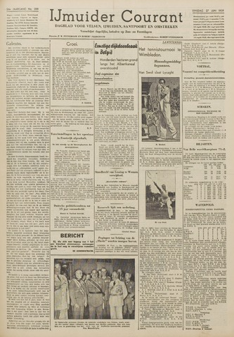 IJmuider Courant 1939-06-27