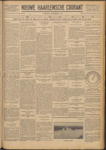 Nieuwe Haarlemsche Courant 1930-12-05
