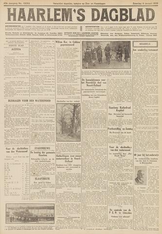 Haarlem's Dagblad 1926-01-09