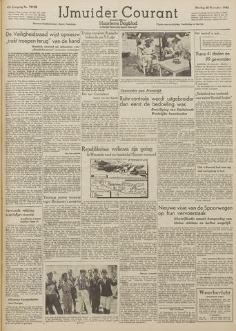 IJmuider Courant 1948-12-28