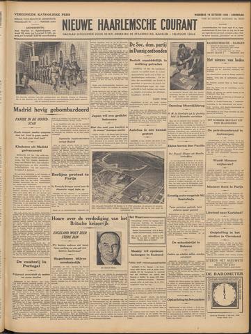 Nieuwe Haarlemsche Courant 1936-10-14