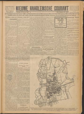 Nieuwe Haarlemsche Courant 1927-02-15