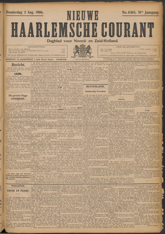 Nieuwe Haarlemsche Courant 1906-08-02
