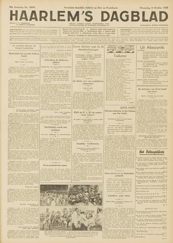 Haarlem's Dagblad 1935-10-09