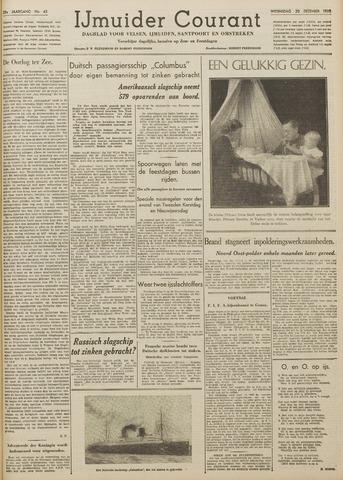 IJmuider Courant 1939-12-20