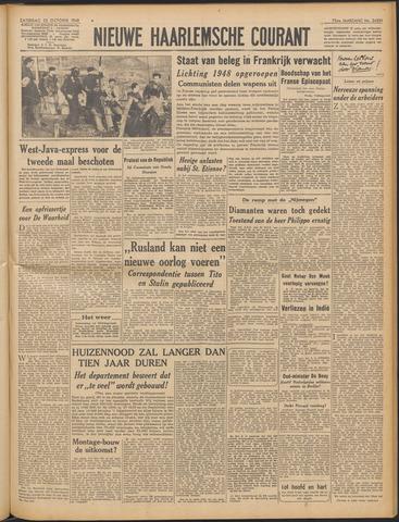 Nieuwe Haarlemsche Courant 1948-10-23